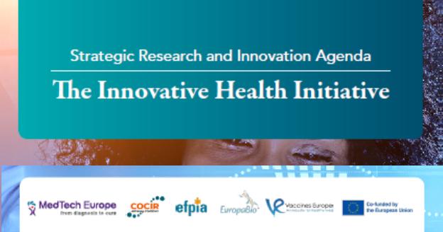EC publishes draft Strategic Research & Innovation Agenda (SRIA) for the Innovative Health Initiative (IHI)
